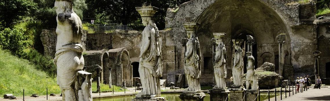 Excursion from Rome to Tivoli