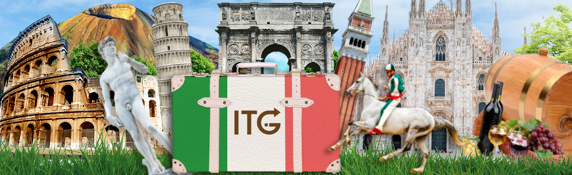 Grand tour of Italy