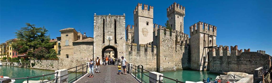 excursion from Milan to lake Garda